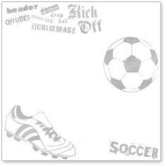 Silver Soccer: click to enlarge