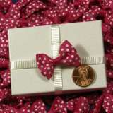 Red Itty Bitty Bow