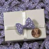 Purple Itty Bitty Bows