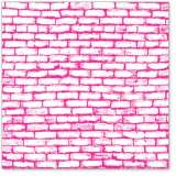 Pink Brickwall